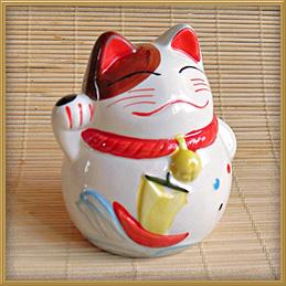 сувенир - талисман кошка