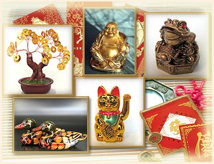 сувениры - предметы Фен-шуй
